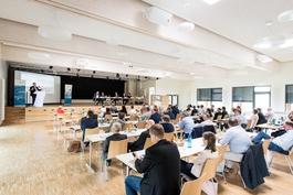 Mitgliederversammlung des Vereins Mittelhessen im Bürgerhaus der Gemeinde Löhnberg im Kreis Limburg-Weilburg