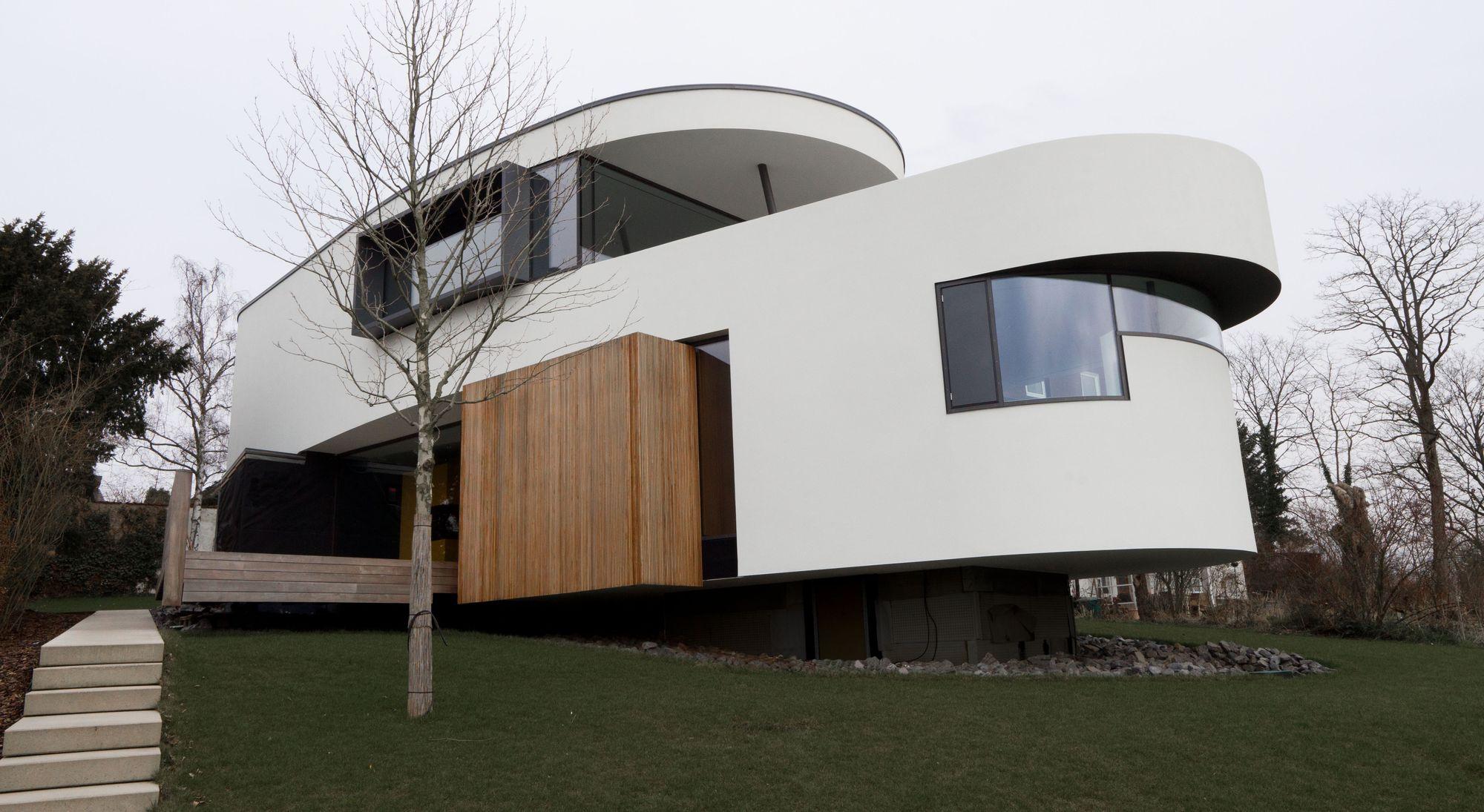 Tag der Architektur 2018 - Wohnhaus An Steins Garten