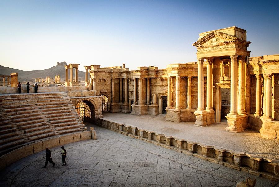 Blickfang Syrien