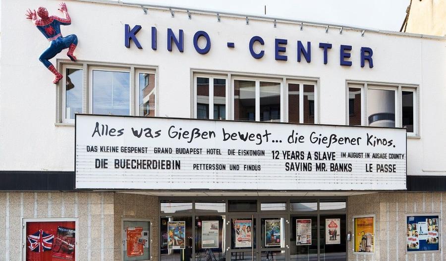 Kinocenter - Außenansicht