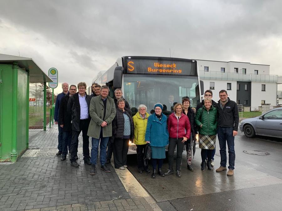 Neue Stadtbuslinien