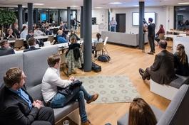 Veranstaltung von Netzwerk Wirtschaft und der Initiative Webmontag Gießen