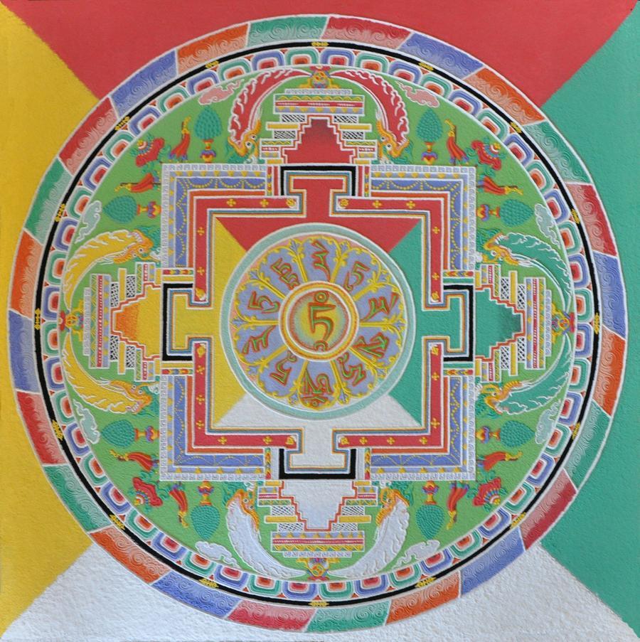 Tara-Mandala