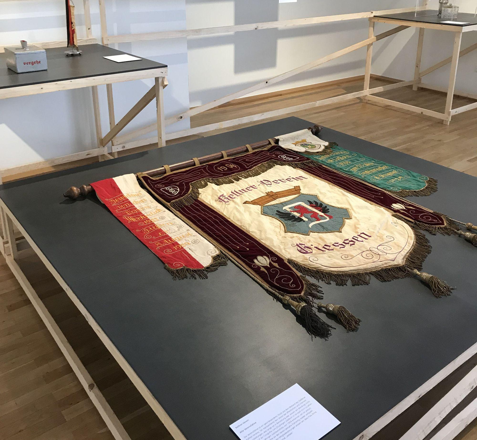 Kabinettausstellung im Stadt[Labor]Raum