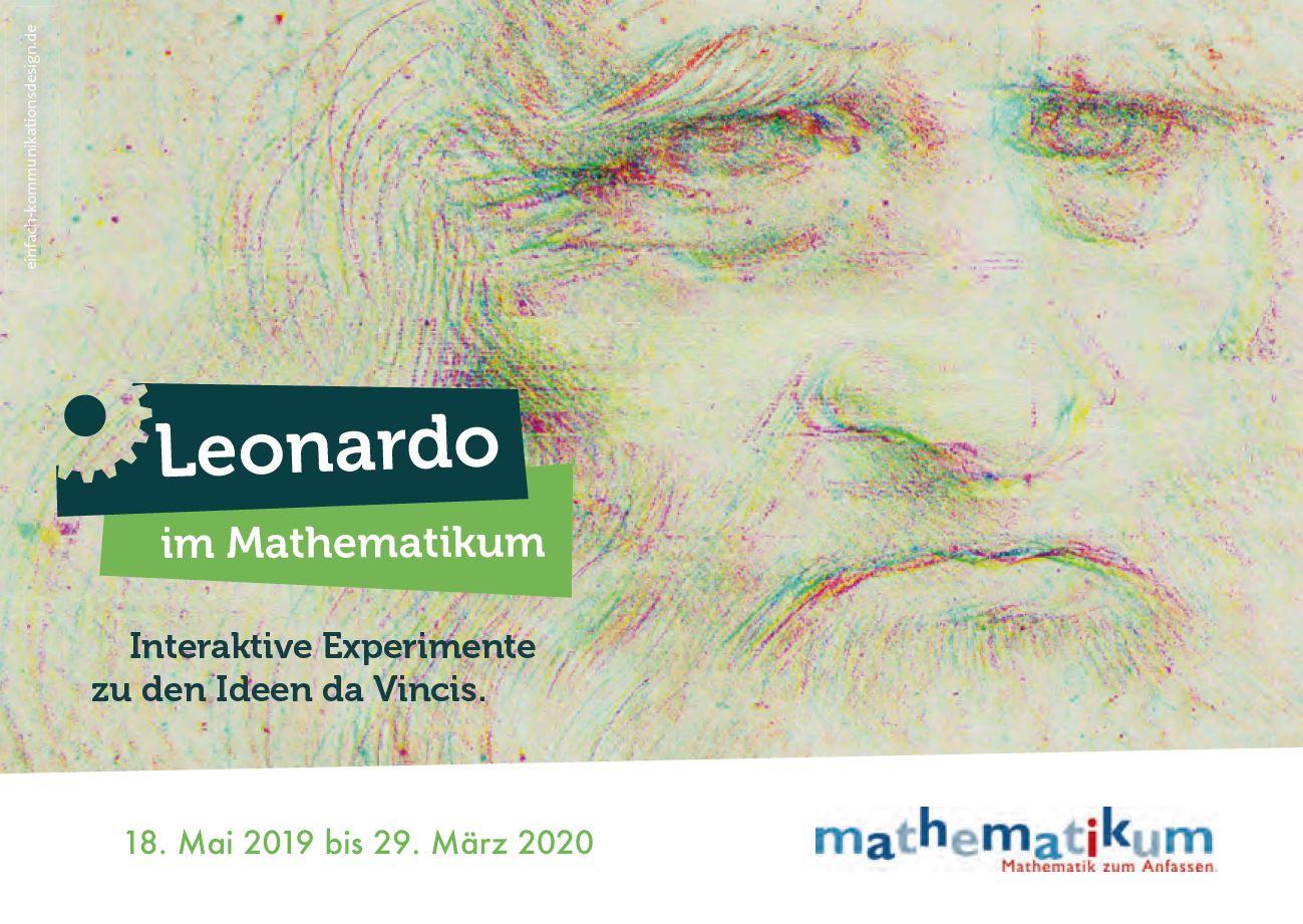 Leonardo im Mathematikum