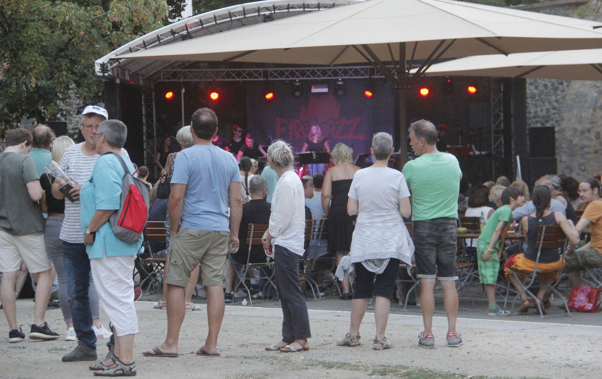 Musikalischer Sommer auf dem Schiffenberg