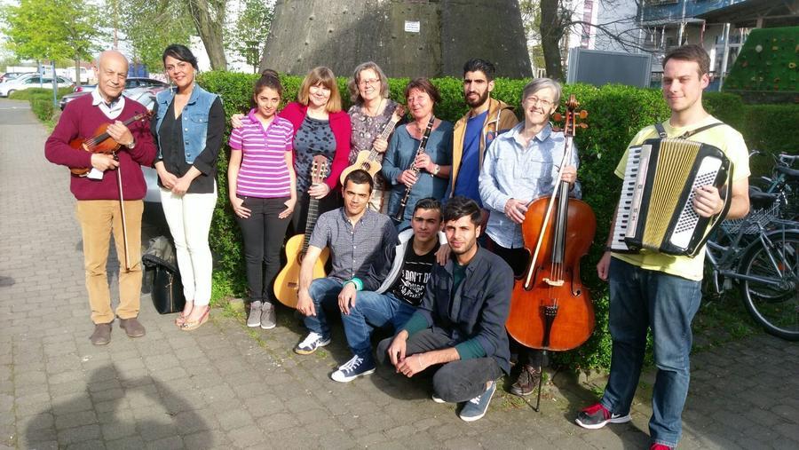Multikulturelles Orchester ZIBB