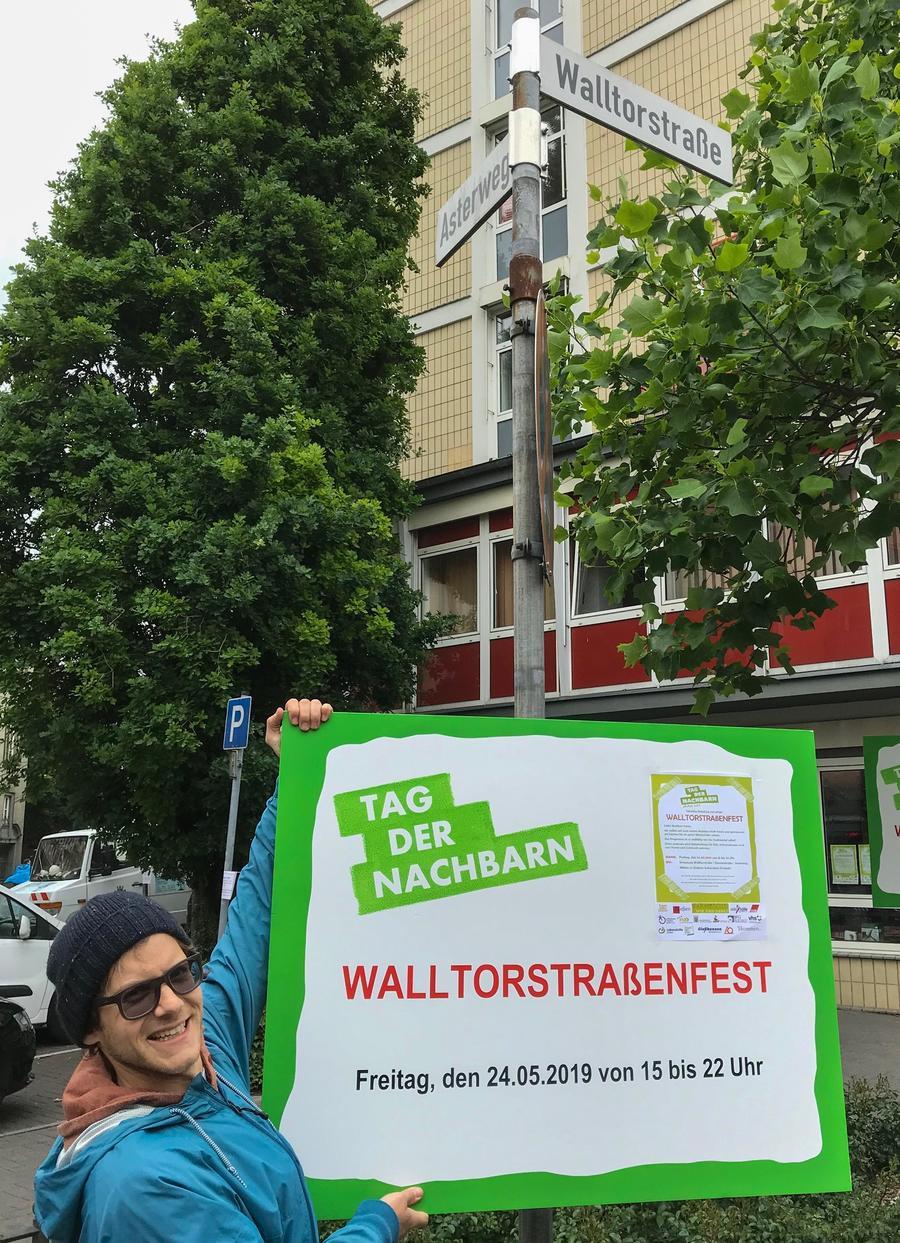 Walltorstraßenfest