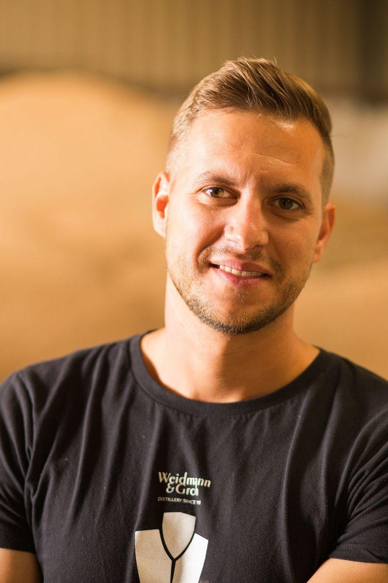 Norman Groh, Gründer der Weidmann Groh GbR und der KULTLAND Brauerei (Foto: Privat)