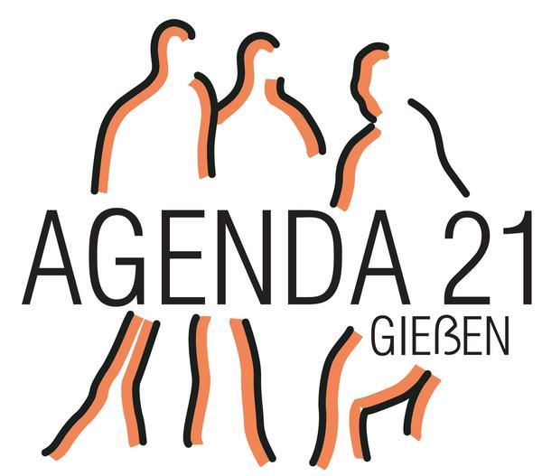 Logo der Lokalen Agenda 21 Gießen