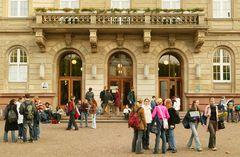 Haupgebäude Justus-Liebig Universität