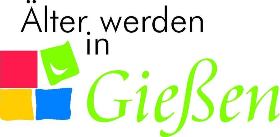 Älter werden in Gießen - Logo
