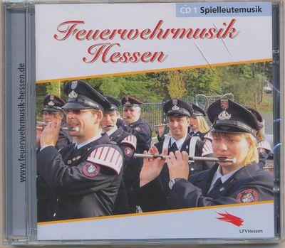 CD Feuerwehrmusik Hessen