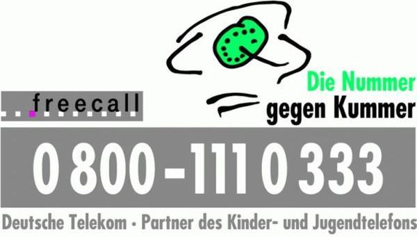 Kinder- und Jugendtelefon - Telekom