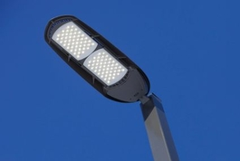 LED Straßenlaterne