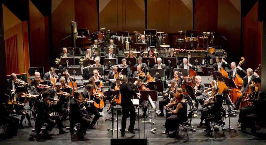 Neues Orchesterzimmer des Stadttheaters Gießen
