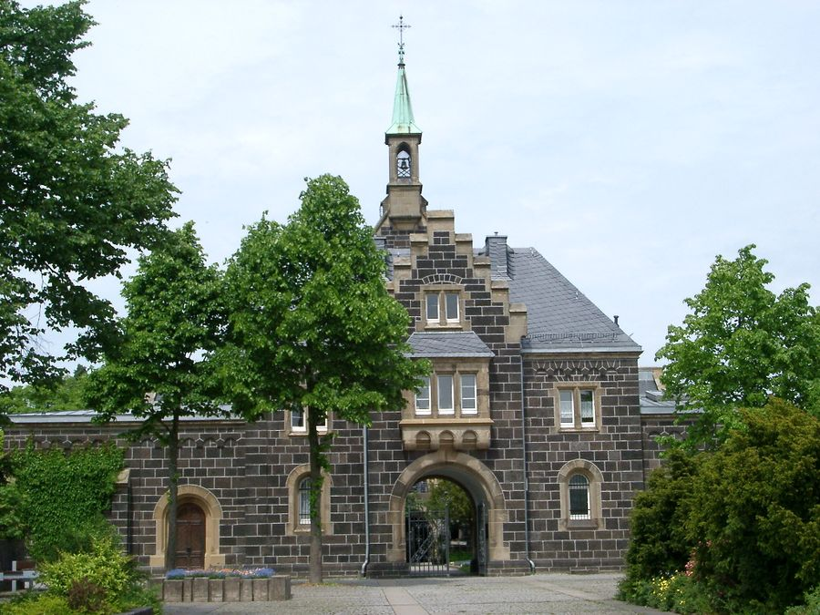 Neuer Friedhof Rodtberg