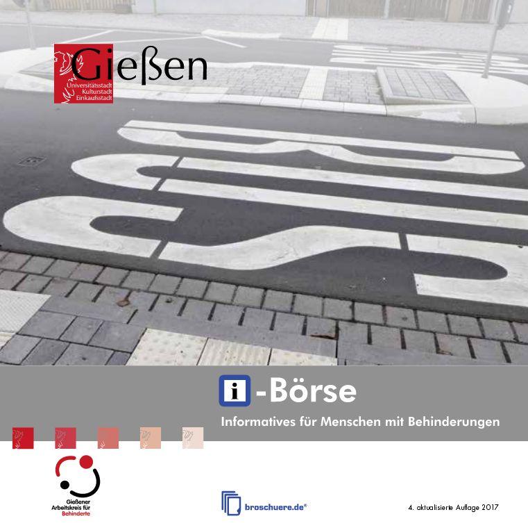 i-Börse - Titelblatt