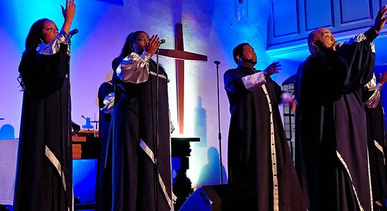 Foto New York Gospel Stars