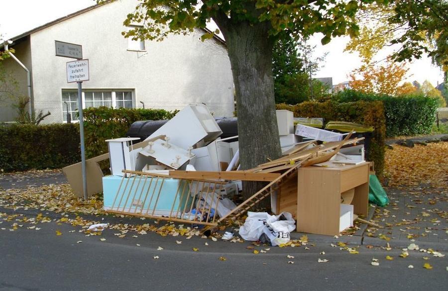 Müllrundgang am 20.12.2012
