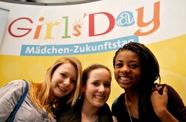 Girls- und BoysDay 2013